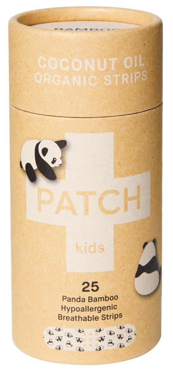 Patch Coconut Oil Kids Adhesive Strips X 25