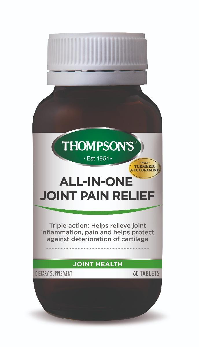 Thompson's All In One Joint Pain Relief Tab X 60