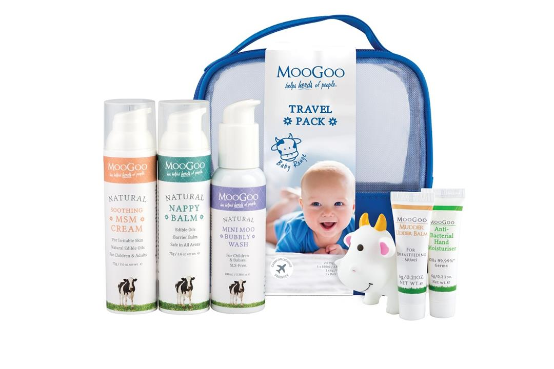 MooGoo Baby Travel Pack