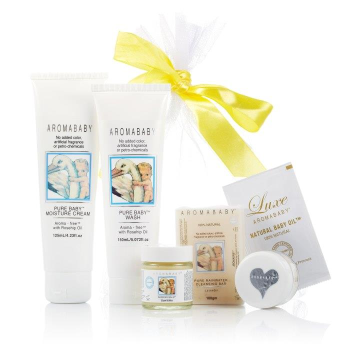 Aromababy Hospital Set