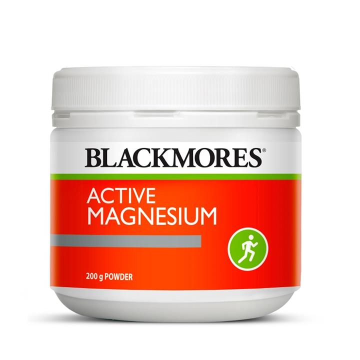 Blackmores Active Magnesium Powder 200g