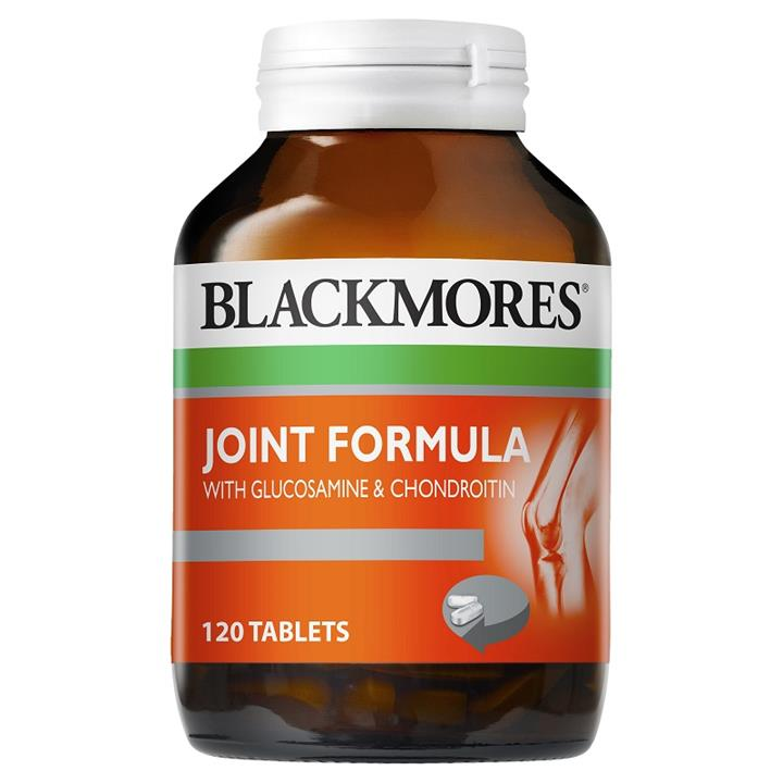 Blackmores Joint Formula With Glucosamine & Chondroitin Tab X 120