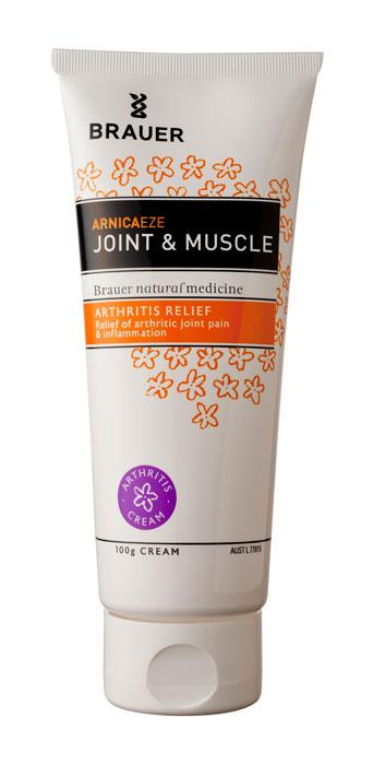 Brauer Joint And Muscle Cream 100g