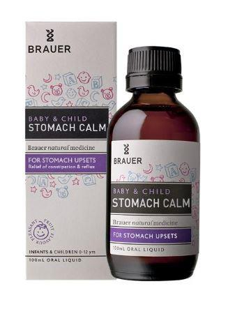 Brauer Baby & Child Stomach Calm 100ml