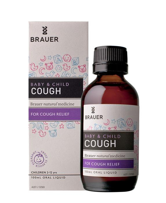 Brauer Baby & Child Cough 100ml