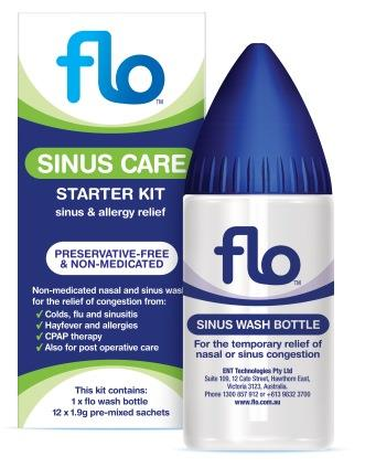 Flo Sinus Care Starter Kit