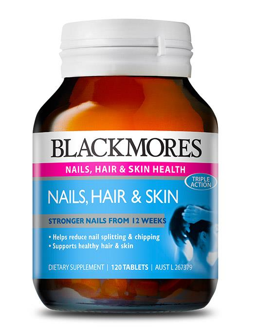 Blackmores Nails, Hair & Skin Tab X 120