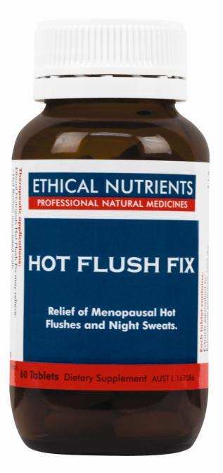 Ethical Nutrients Menopause & Hot Flush Fix Tab X 60