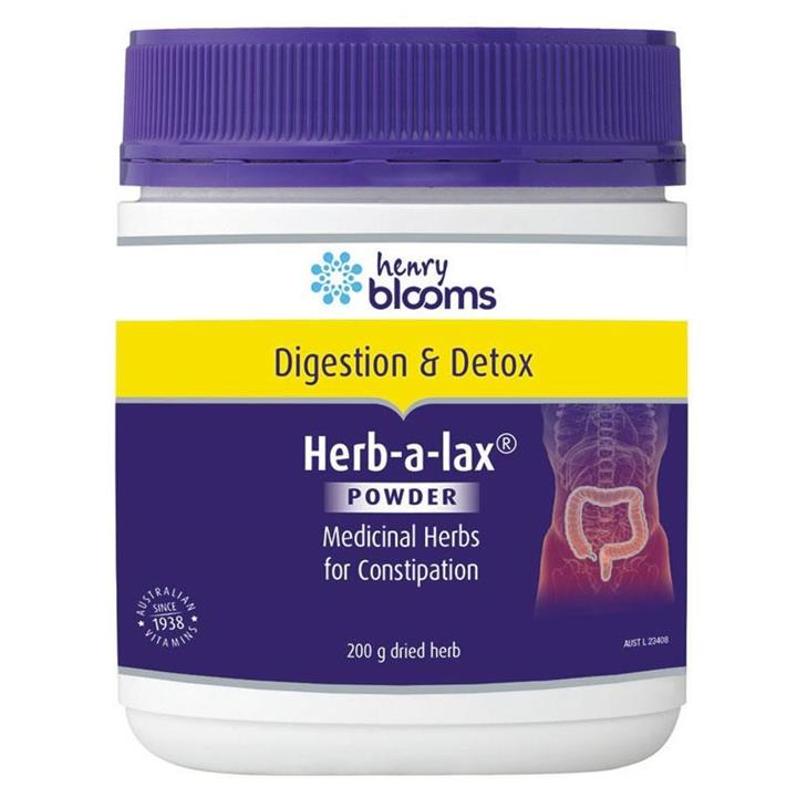 Henry Blooms Herb-a-Lax 200g