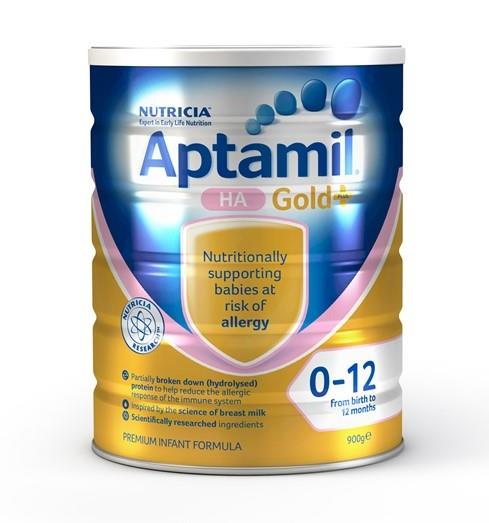 Aptamil Pro Syneo Sensitive Infant Formula (0-12 Months) 900g