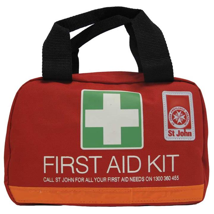 St John First Aid Workplace Kit (Personal)