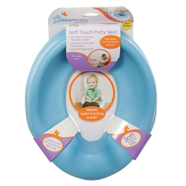 Dream Baby Comfy Contoured Potty Seat Blue