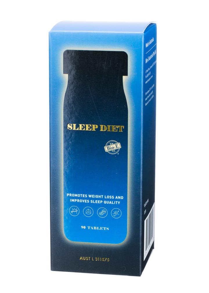 Bio-E Sleep Diet Tab X 90