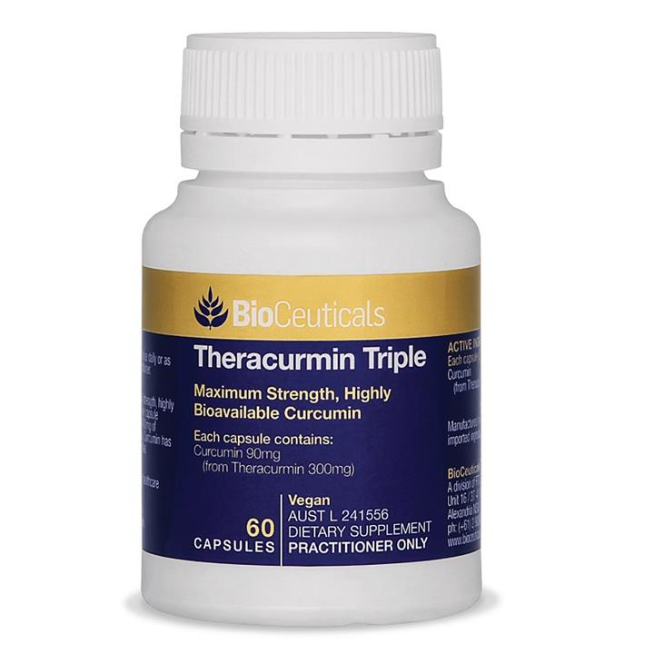 BioCeuticals Theracurmin Triple Cap X 60