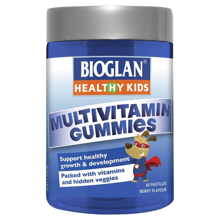 Bioglan Kids Multivitamin Gummies X 60