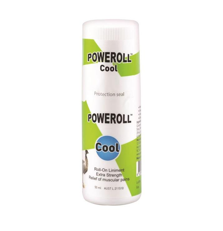 Glimlife Poweroll Pain Relief Roll-On (Cool) 50ml