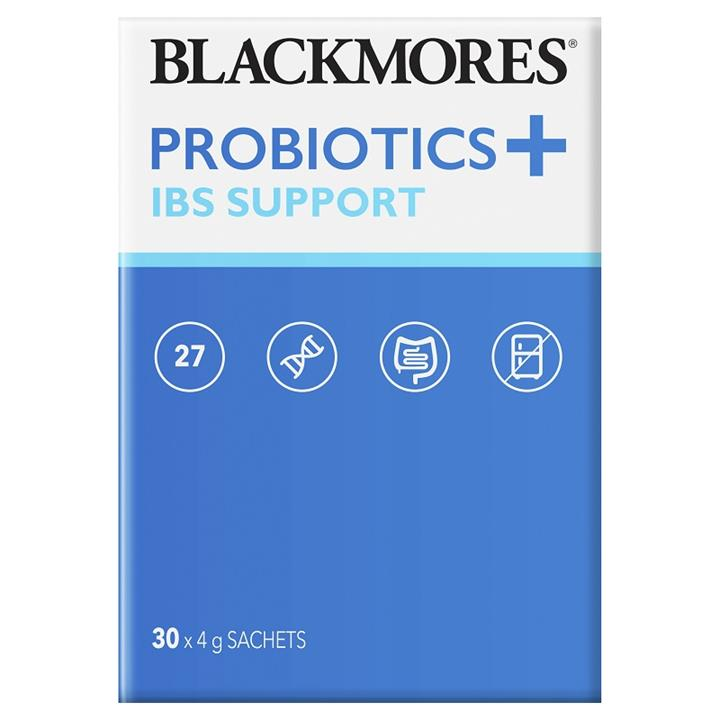 Blackmores Probiotics + IBS Support Sachets 4g X 30