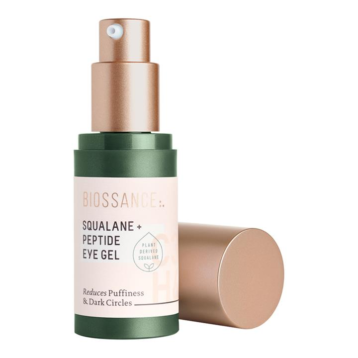 Biossance Squalane + Peptide Eye Gel 15ml