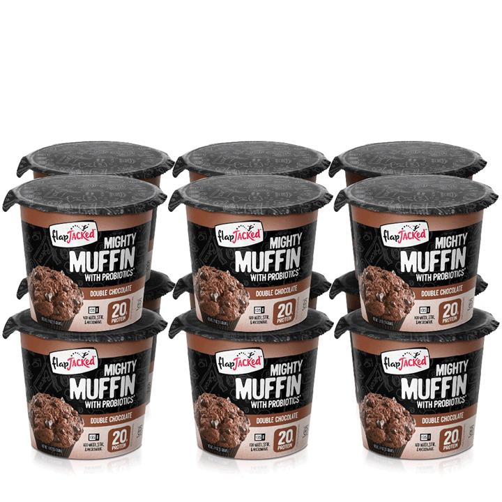 FlapJacked Mighty Muffin 55g (Box of 12)
