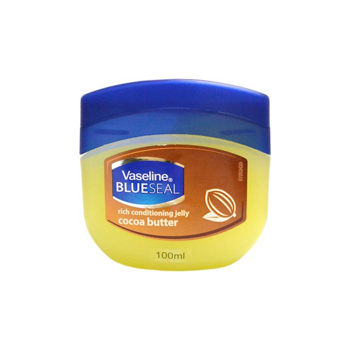 Vaseline Blue Seal Cocoa Butter Rich Conditioning Jelly 100ml