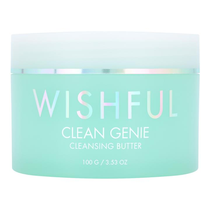 Wishful Clean Genie Cleansing Butter Makeup Remover 100g