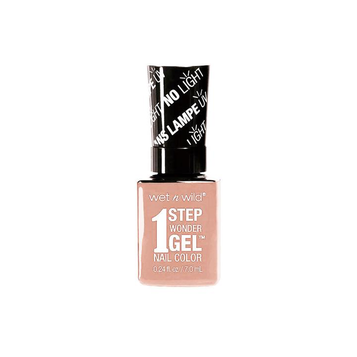 wet n wild 1 Step Wonder Gel Nail Color Peach For The Stars 7ml