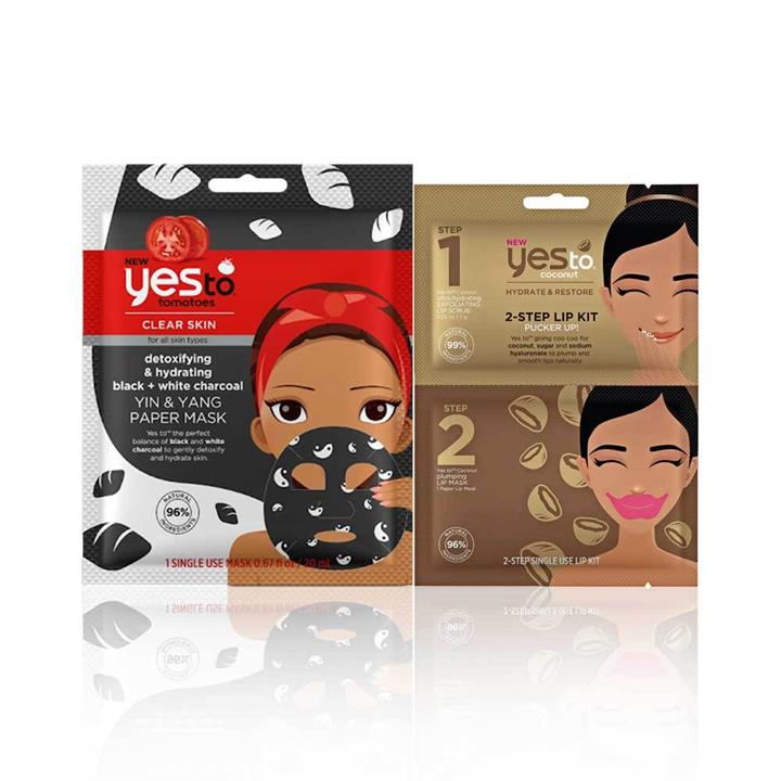 Yes To Skincare Pamper Pack