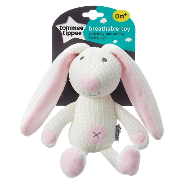 Tommee Tippee Breathable Toy (Betty The Bunny)