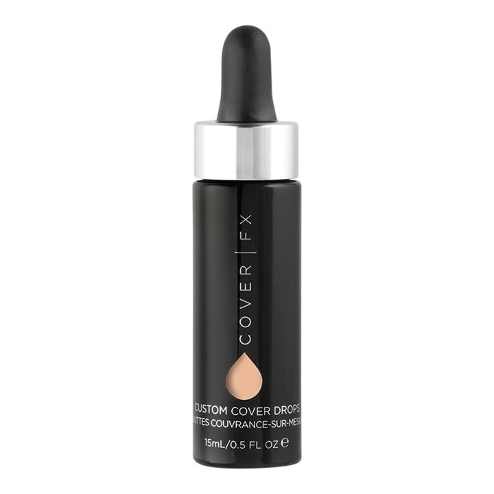 Cover FX Custom Cover Drops P40: For medium skin with pink undertones