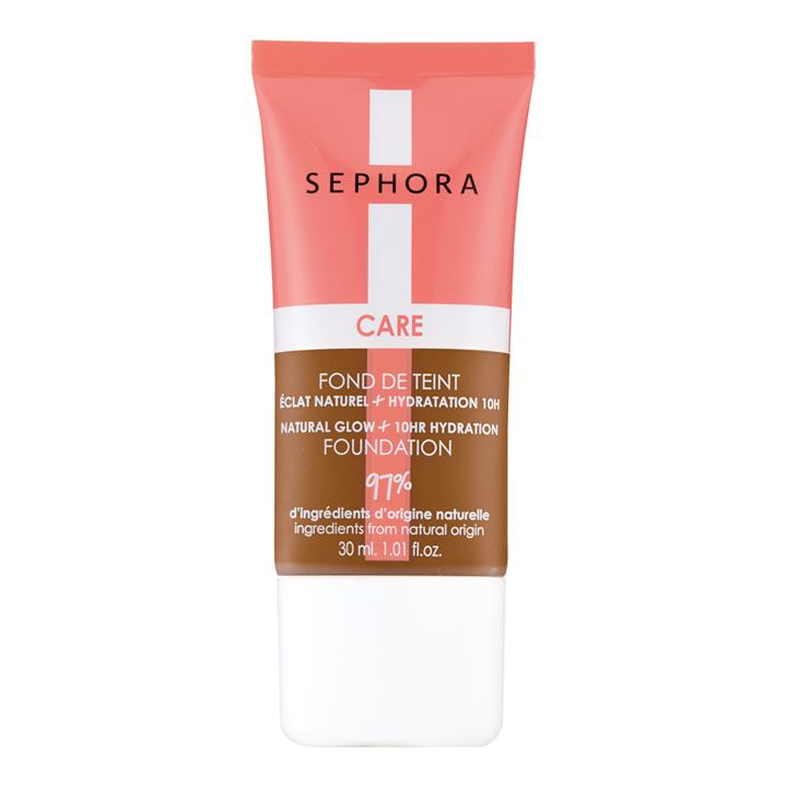 Sephora Collection Care Foundation 50N (Neutral tan)