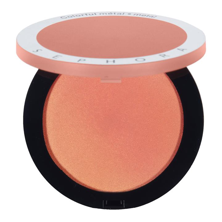 Sephora Collection Colorful Metal Blusher 41 Attraction