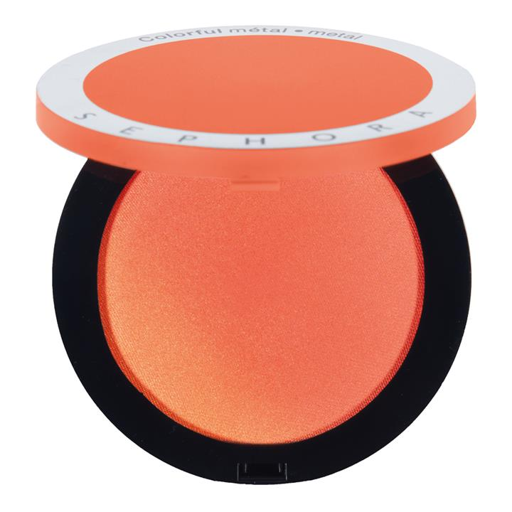 Sephora Collection Colorful Metal Blusher 42 Electric Love