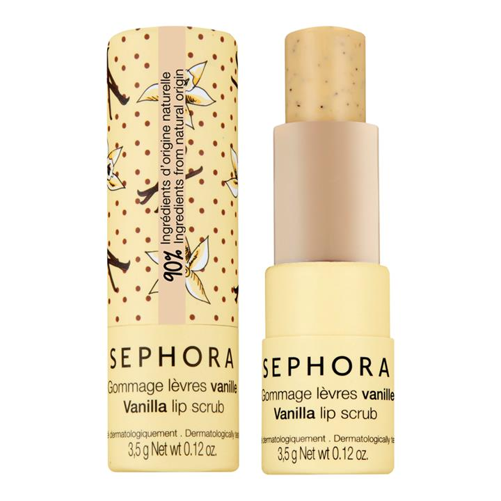 Sephora Collection Lip Scrubs Vanilla