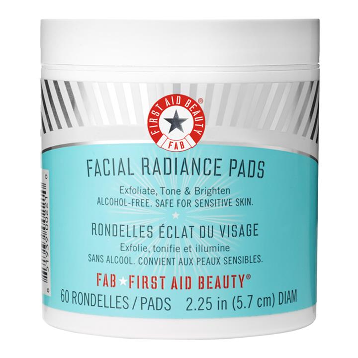 First Aid Beauty Facial Radiance Pads 60