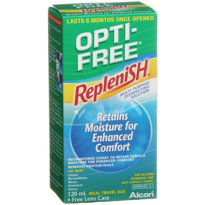 Alcon Opti-Free Replenish 120ml