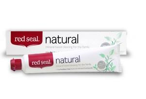 Red Seal Toothpaste Natural 110g