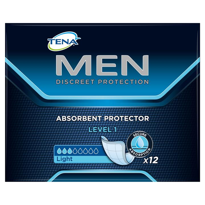 Tena For Men Level 1 X 12