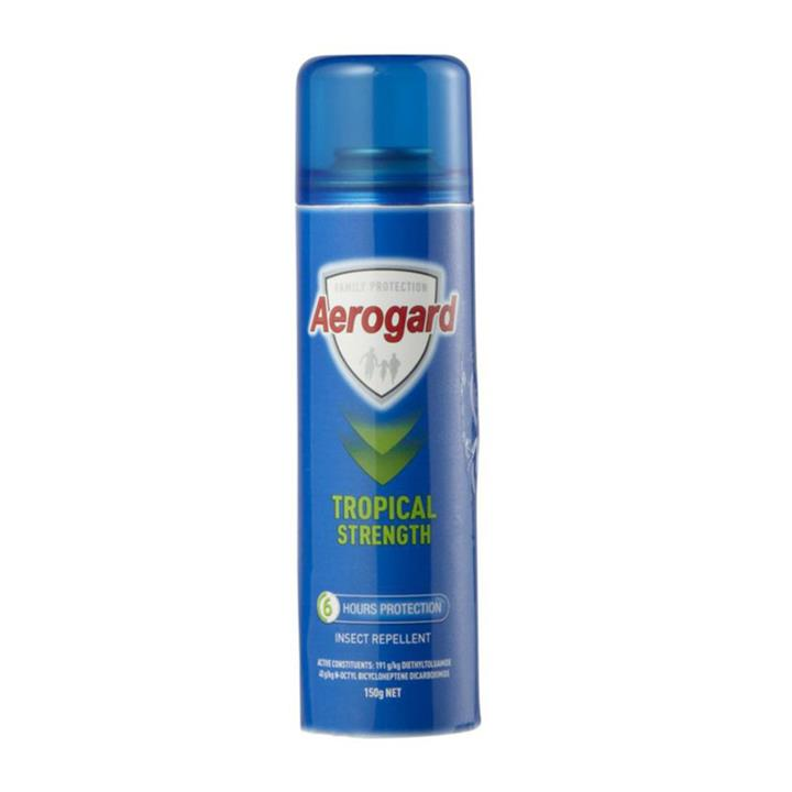 Aerogard Tropical Strength Insect Repellent Spray 150g
