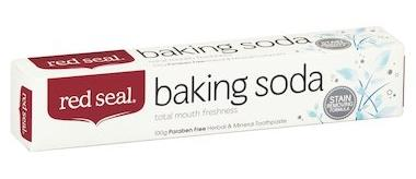 Red Seal Toothpaste Baking Soda 100g