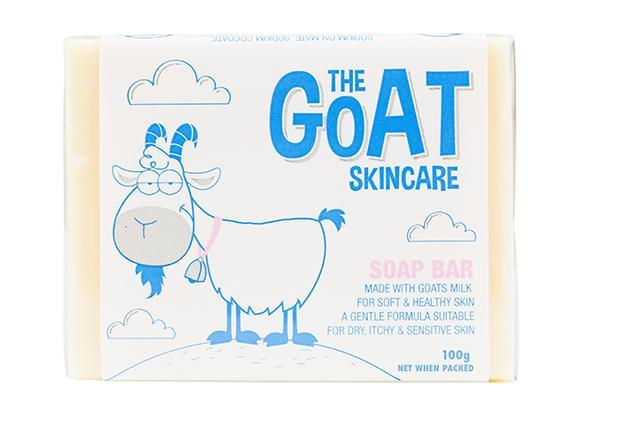 The Goat Skincare Soap Bar 100g