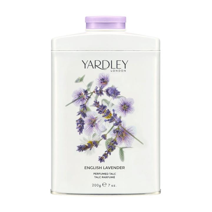 Yardley English Lavender Perfumed Talc 200g