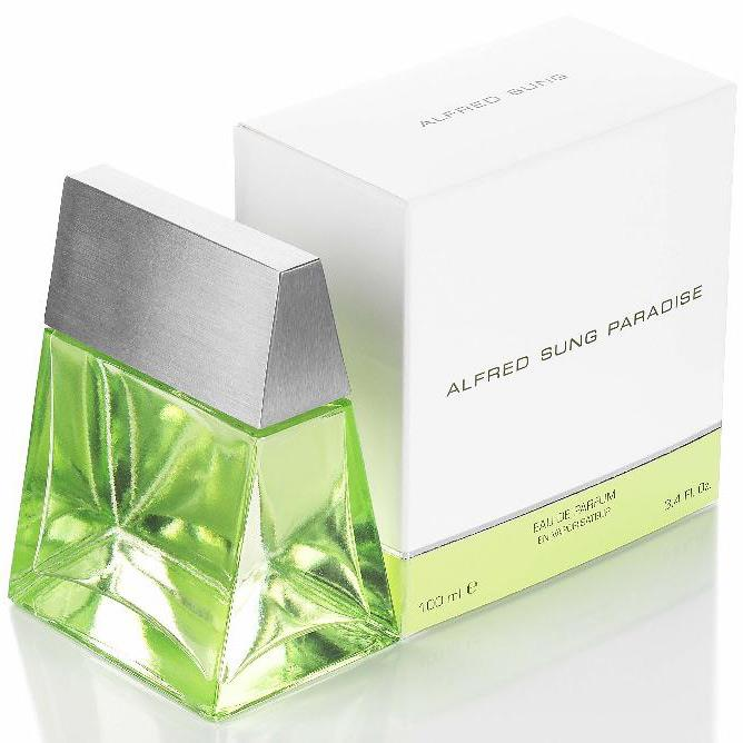Paradise For Women by Alfred Sung (Women) EDP 100ML