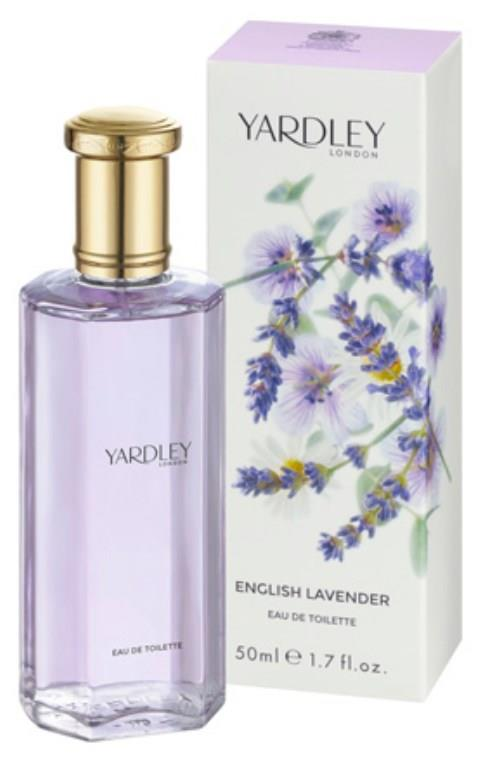 Yardley English Lavender EDT 50ML