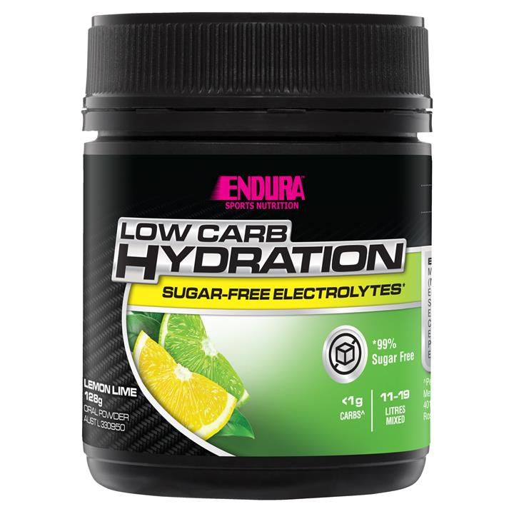 Endura Low Carb Hydration 30 servings