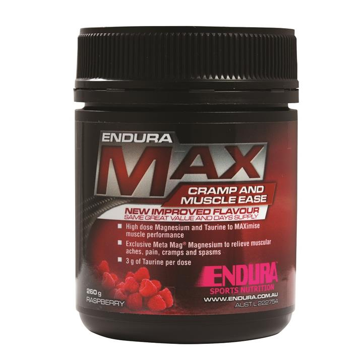 Endura Max Cramp and Muscle Ease 260g