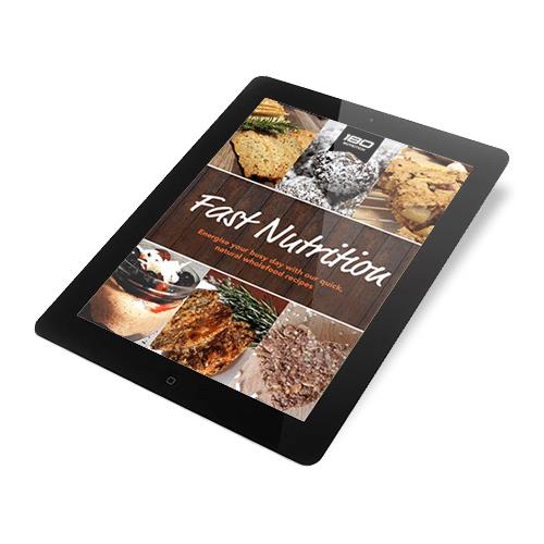 Fast Nutrition – Recipe eBook