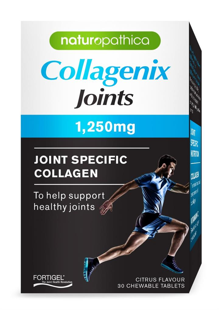 Naturopathica Collagenix Joints 1,250mg Chewable Tab X 30