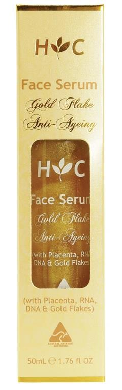 Healthy Care Gold Flake Anti-Ageing Face Serum 50ml