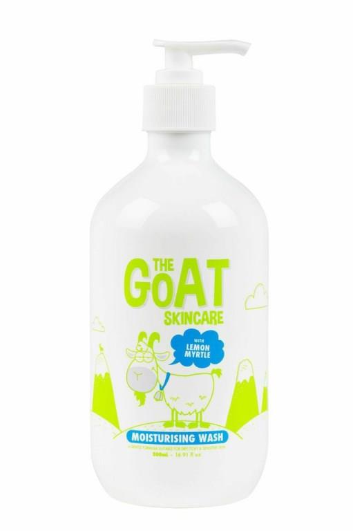 The Goat Moisturising Body Wash With Lemon Myrtle 500ml