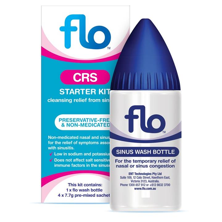 Flo Cleansing Relief from Sinusitis Starter Kit